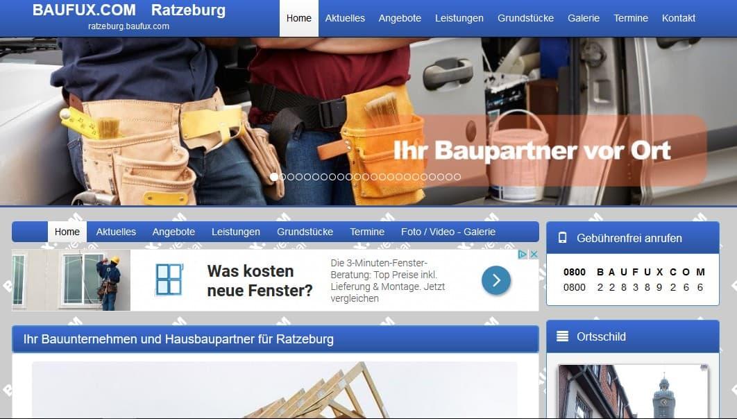 BAUFUX Ratzeburg