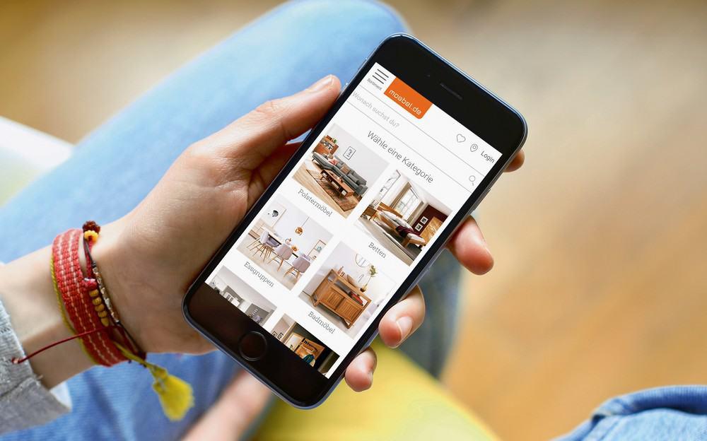 Möbel Online-Shop 02