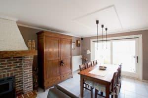 Zimmerdecken Sanierung