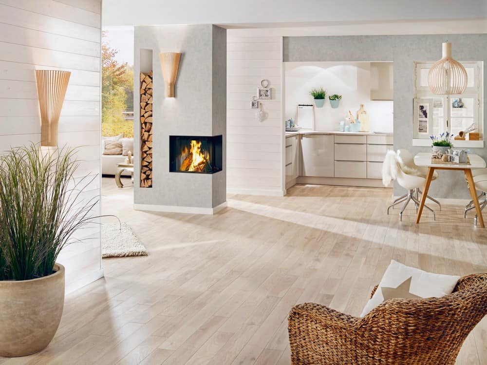 Holz schafft Individualität im Innenraum | BAUFUX - Fachportal
