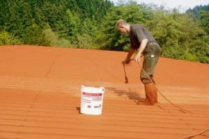 Dach schützen und sanieren