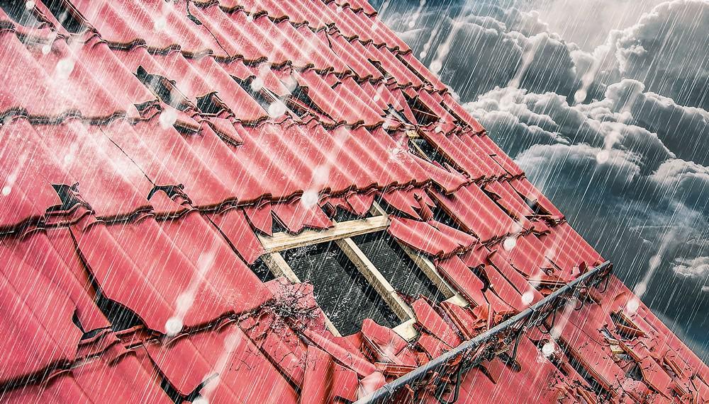 Unterdeckbahnen Dach