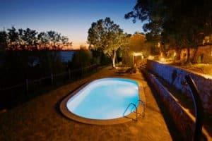 Swimmingpool Bausatz