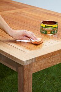 Holzpflege Holzschutz