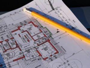 Bauplanung Architektur