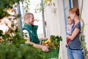 Bio Obst Gemüse Lieferservice