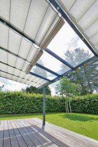 Beschattungs- und Sonnenschutzsysteme