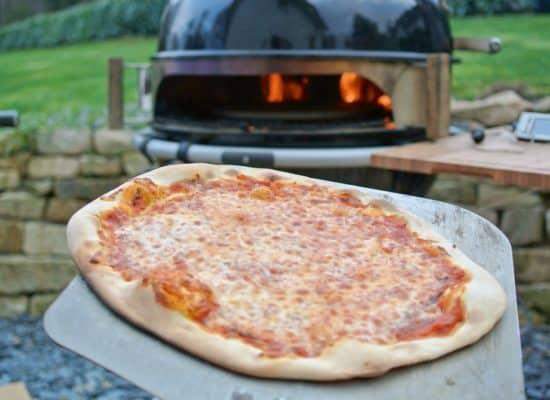 Pizzaring Kugelgrill