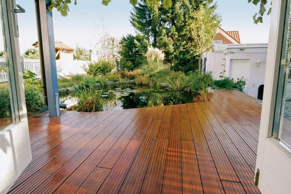 Reinigungsmittel Terrasse