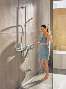 Dusche Brausestange
