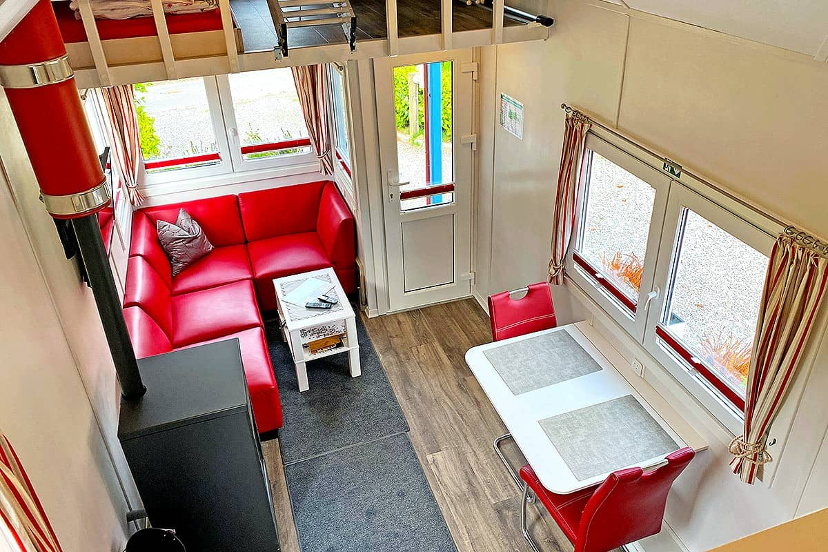 Tiny House Innenansicht